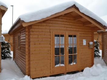 Blockhaus Serie Jumbohaus
