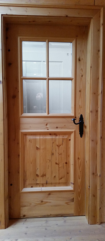 Holzinnentüren  Ausstellungsstücke im Angebot | Schreinerei Rummel